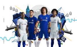 Chelsa - Nike Home and Away Kits 71629