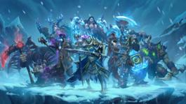 Knights of the Frozen Throne Opening Cinematic Artwork 1