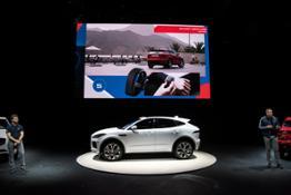 Media Briefings Jaguar Reveals the New E-PACE