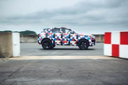 Jaguar E-PACE Barrel Roll Behind The Scenes