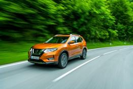 426199102 The new Nissan X Trail world s best selling SUV gets even better with