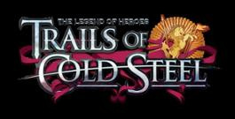 The Legend of Heroes  Trails of Cold Steel - Logo