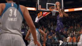 NBA Screenshot