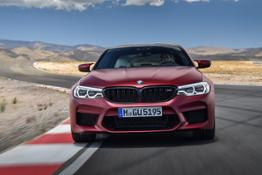 The BMW M5 First Edition