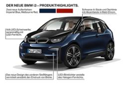 BMW i3 and BMW i3s - Product Highlights.
