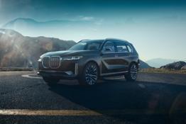 BMW Concept X7 iPerformance. Exterieur.
