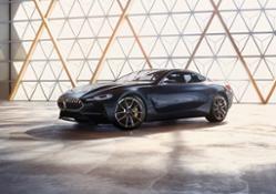 BMW 8 Series Concept.