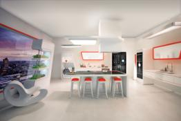 Hoover Kitchen of the Future