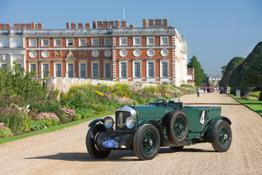 Concours of Elegance Day 1 Pictures (Credit - Tim Scott)