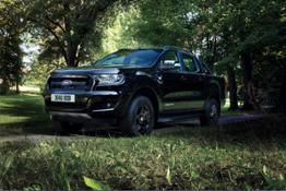 FORD 2017 RANGER BLACK EDITION DOUBLE CAB 05