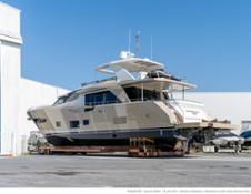 Yacht launches photos