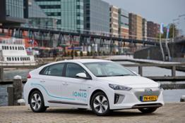Hyundai Motors first electric car sharing programme to start in Amsterdam