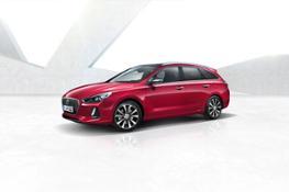 03 Hyundai i30 Wagon