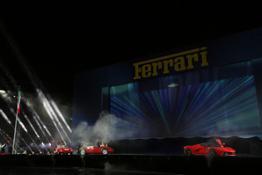Ferrari 70 anni: Rosso70 Show