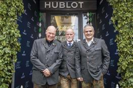 Launch Hublot Big Bang Bavaria (1)