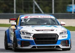 Album Audi Sport TT Cup Red Bull Ring 2017