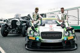 The 2017 British GT Champions