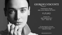 VICENZA ORO - GIORGIO VISCONTI SAVE THE DATE