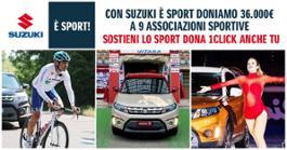 Badge Suzuki è Sport