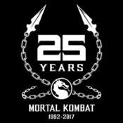 MK 25 logo white