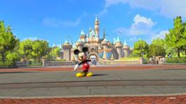 Disneyland Adventures Mickey