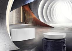 2 Kaldewei Bathroom solutions made of Steel Enamel