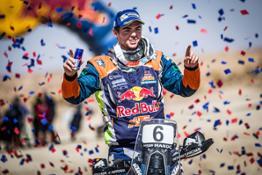 Matthias Walkner - KTM 450 RALLY - OiLibya Rally 2017