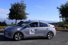 Hyundai IONIQ premiata da UIGA con il Green Gold Award 2018 2