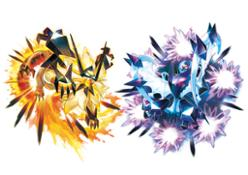 Necrozma Forms