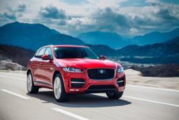 Jag F PACE image