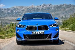 Photo Set - The new BMW X2. X2 sDrive20i, model M Sport (10_2017).