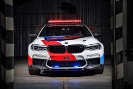 Photo Set - BMW M5 MotoGP Safety Car