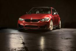 Photo Set - The BMW M3 30 Years American Edition.