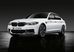 Photo Set - The New BMW M5 with M Performance Parts.