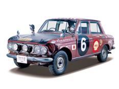 NISMO Top 20 - Datsun Bluebird 1300SS-source