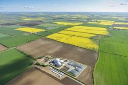 Impianto Biogas