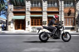 Honda CBR650R and CBR1000RR