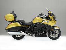 The new BMW K 1600 Grand America. Studio pictures.