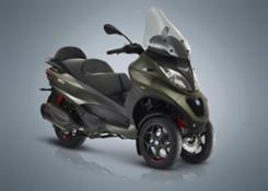 Piaggio MP3 350 Green (2)