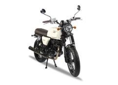 MASH BROWN EDITION 125 cc
