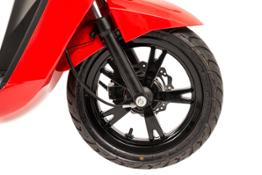 Kisbee 50 Active 4T Flat 6 Red