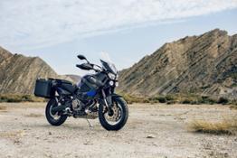 Yamaha Tenere 700 World Raid and XT1200ZE Super Tenere Raid Edition