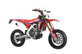 HONDA REDMOTO CRF 450R SUPERMOTO YM 2018