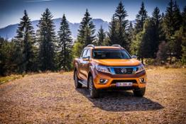 426211510 Navara breaks 50 000 sales barrier in Europe since winning International