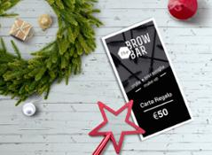The Brow Bar christmas