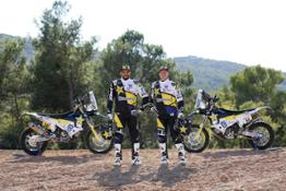 40067 team Rockstar Energy Husqvarna Rally 2018 0792