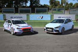 i30 N Driving Experience Vallelunga