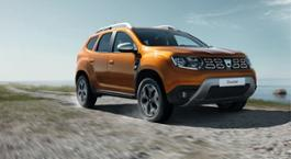 21195004 2017 New Dacia DUSTER