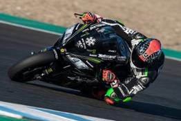 hi Test Jerez WorldSBK 2017 Thursday Sykes DSC6496