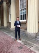 Jonathan Rea Receives His MBE